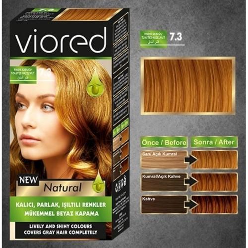 Краска для волос VIORED