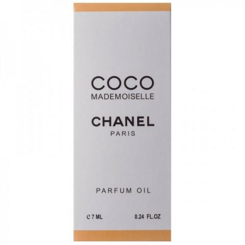 Фото Масляные духи  МАСЛЯНЫЕ ДУХИ CHANEL COCO MADEMOISELLE PARFUM OIL 7 ML