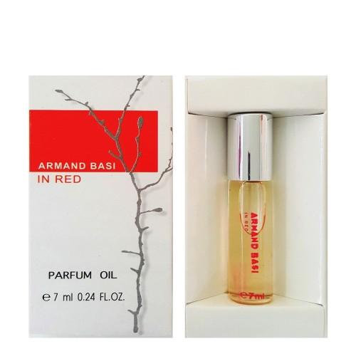 Фото Масляные духи  МАСЛЯНЫЕ ДУХИ ARMAND BASI IN RED WHITE PARFUM OIL 7 ML