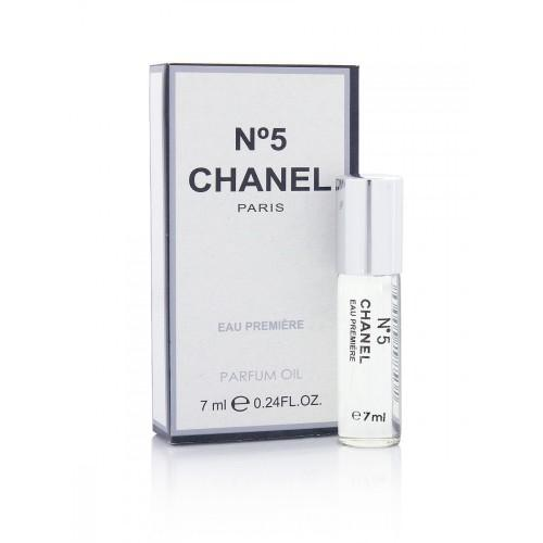 МАСЛЯНЫЕ ДУХИ CHANEL №5 PARIS PARFUM OIL 7 ML