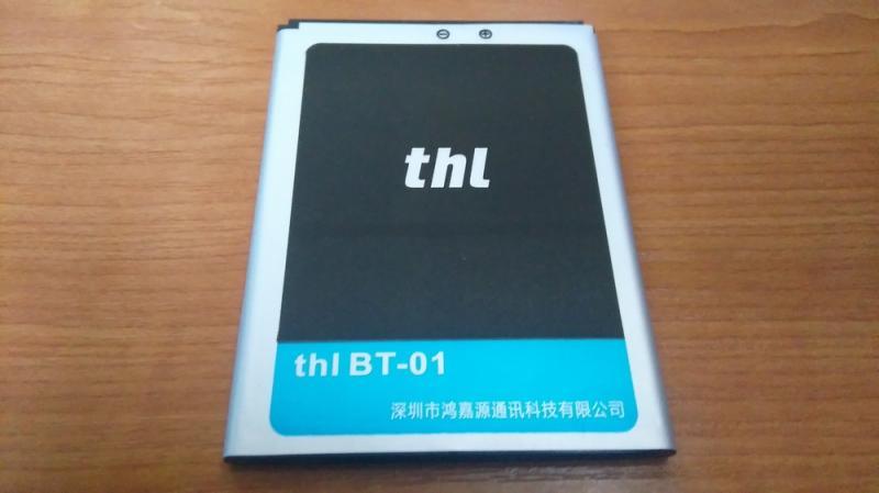 Thl t100s, bt 01, 2700mAh