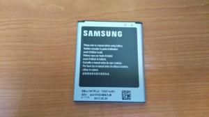 Фото Samsung    Аккумулятор Samsung Galaxy S3 Mini GT-I8190 I8190N