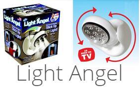 Фото Товары для дома LED светильник с датчиком движения Light Angel