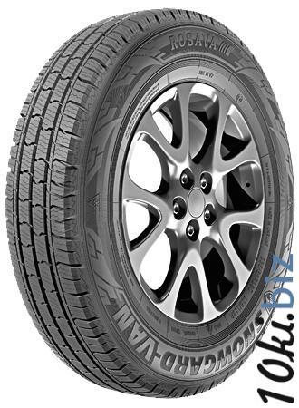 Шина зимняя 205/65R16c Snowgard- VAN Автошины в Запорожье