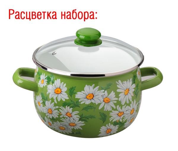 Набор № 16 Ромашка зелёная (EPOS)