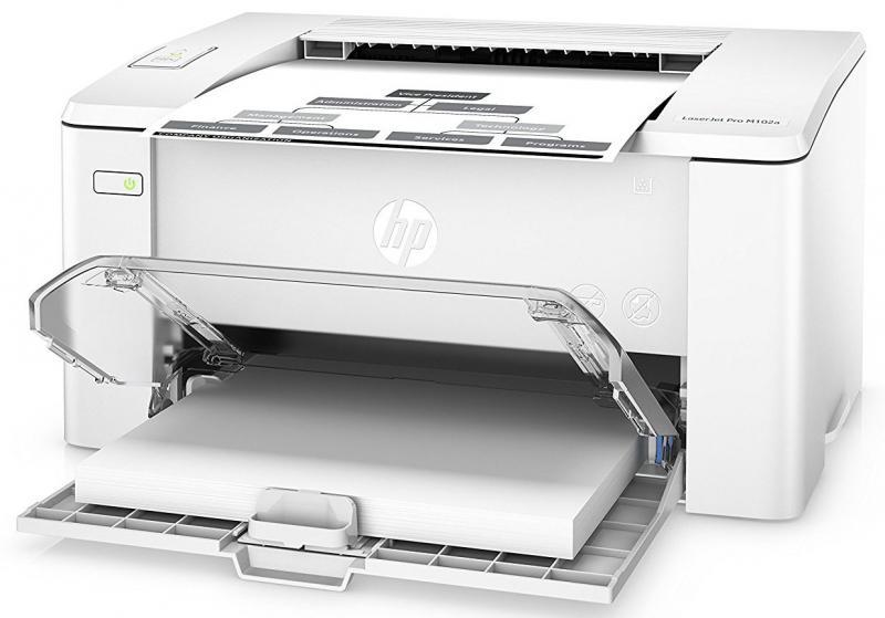 Принтер HP LaserJet Pro M102
