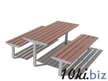 Комплект X-2 Садовые и парковые скамейки в Самаре