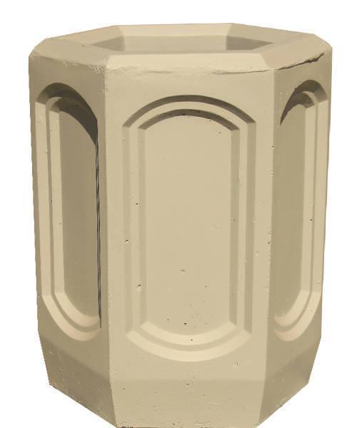 Урна бетонная ГА-3