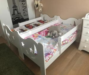 Фото  Детская кровать Ночка