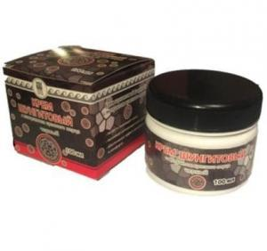 Крем шунгитовый чёрный с экстрактом красного перца