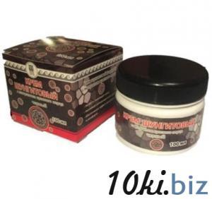 Крем шунгитовый чёрный с экстрактом красного перца  Средства по уходу за кожей тела, общее в Самаре