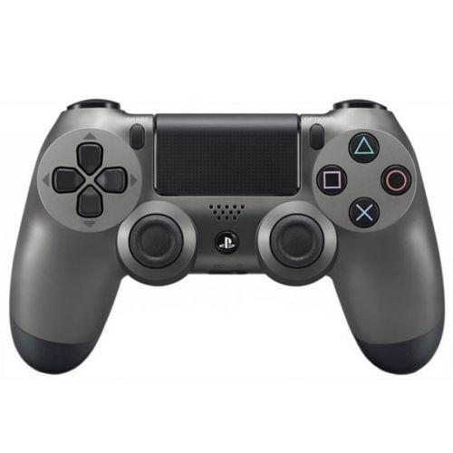 Геймпад Sony Dualshock 4 Steel Black