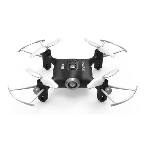 Квадрокоптер Syma X20 Pocket Black