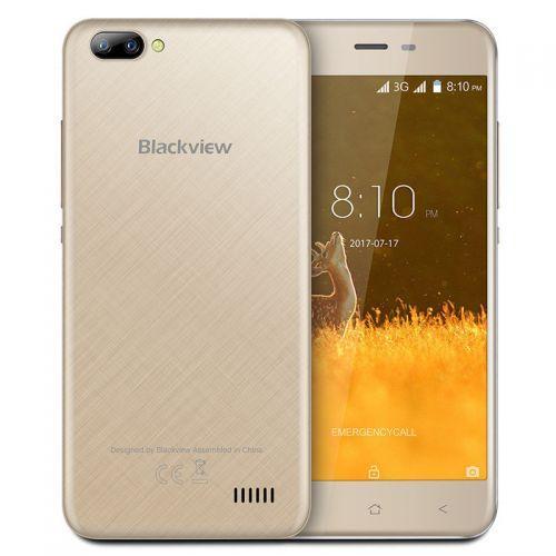 Blackview A7 Gold