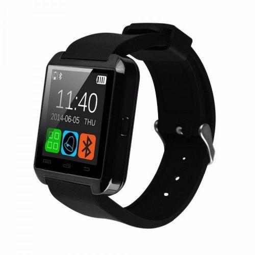 Фото Гаджеты, Умные Часы, Gooweel Watch Cмарт-часы Gooweel U8 Black