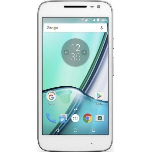 Motorola Moto G4 Play (XT1602) 16Gb Dual Sim White