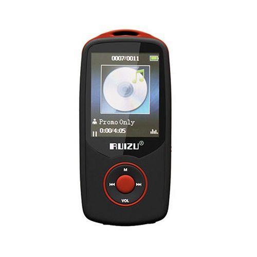 MP3 Ruizu X06 4GB Red