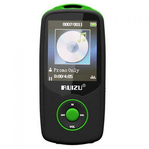 MP3 Ruizu X06 8GB Green