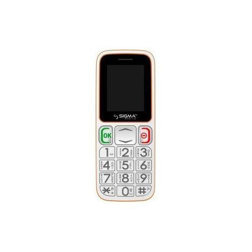 Sigma mobile Comfort 50-mini3 white-orange