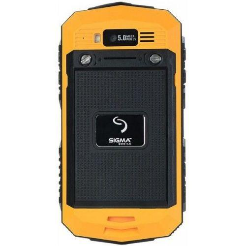 Sigma mobile X-treame PQ15 orange-black