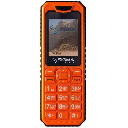Sigma X-style 11 Dragon all orange