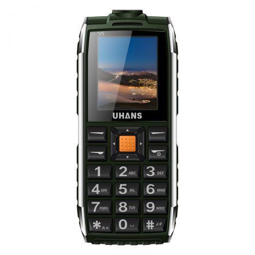Uhans V5 green