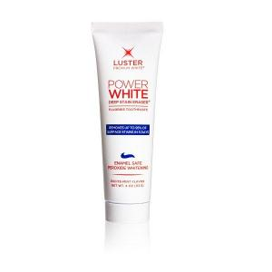 Зубная паста Luster Power White Deep Stain Eraser®, 113 г (США)