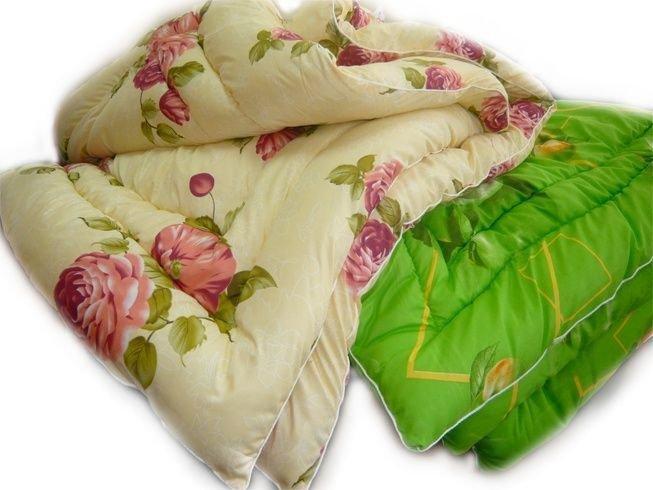 Одеяло холлофайбер п/э (набивной)