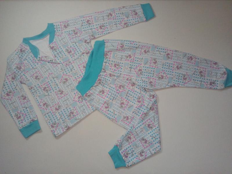 Фото Трикотаж для мальчиков, Пижамы,халаты Пижама футер
