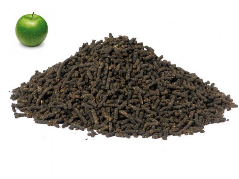 Иван-чай ферментированный гранулированный с листьями яблони