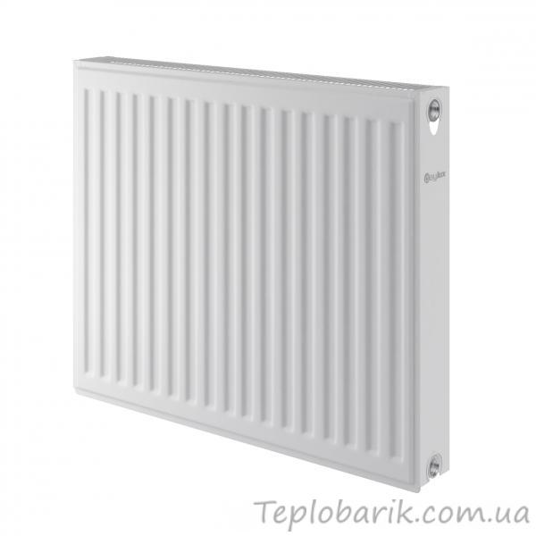 Фото Новинки радиатор Daylux класс 33  600H x1100L стал.  бок. подкл.
