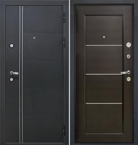 Фото  Дверь Феррум, венге