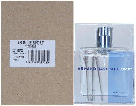 ARMAND BASI IN BLUE SPORT