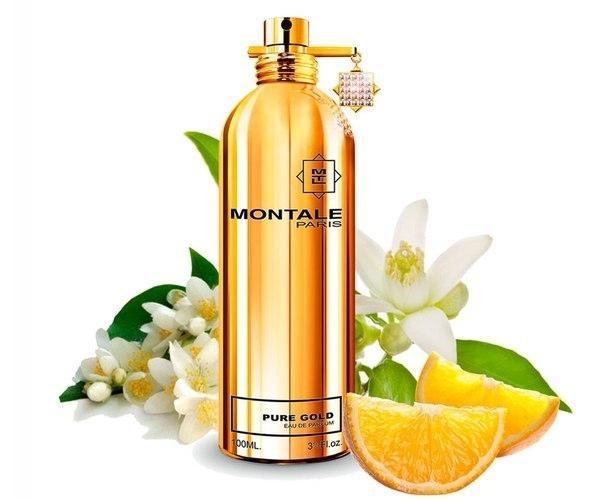 Montale Pure Gold edp 100 ml. унисекс
