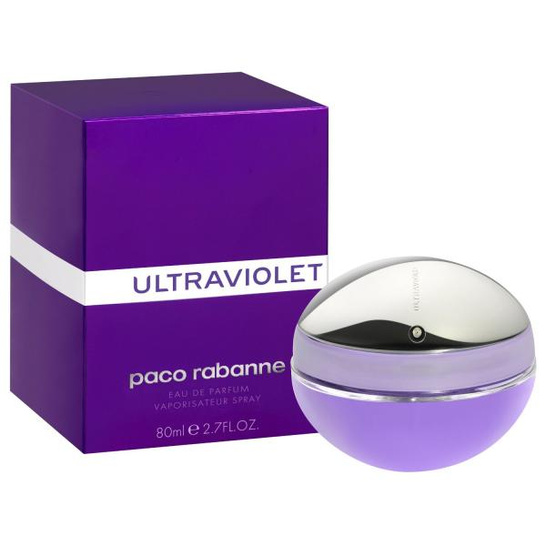 Paco Rabanne Ultraviolet edp 80 ml. женский
