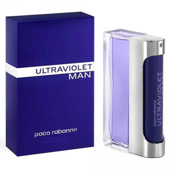 Paco Rabanne Ultraviolet Man edt 100 ml. мужской