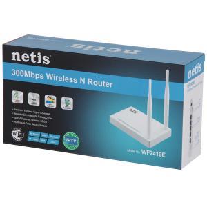 Фото  Wi-Fi роутер Netis WF2419E