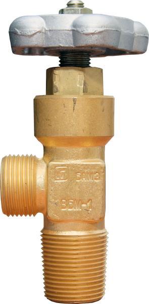 Вентиль мембранный ВБМ-1 (гелий, азот, аргон, W 27.8) БАМЗ (3701)