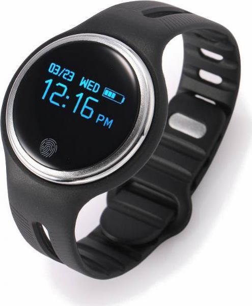 Умные часы KingWear E07 Black
