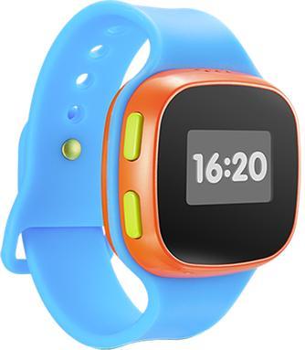 Умные часы Alcatel Move Time Track&Talk Blue