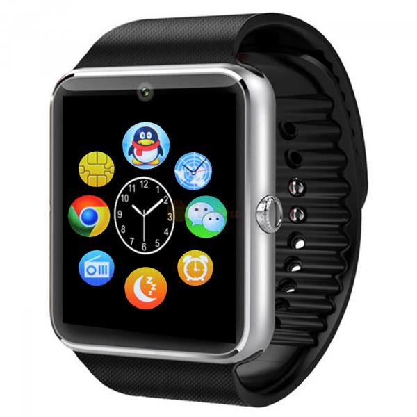 Умные часы Colmi GT08 Bluetooth 3.0 Silver RUP003-GT08-3-F