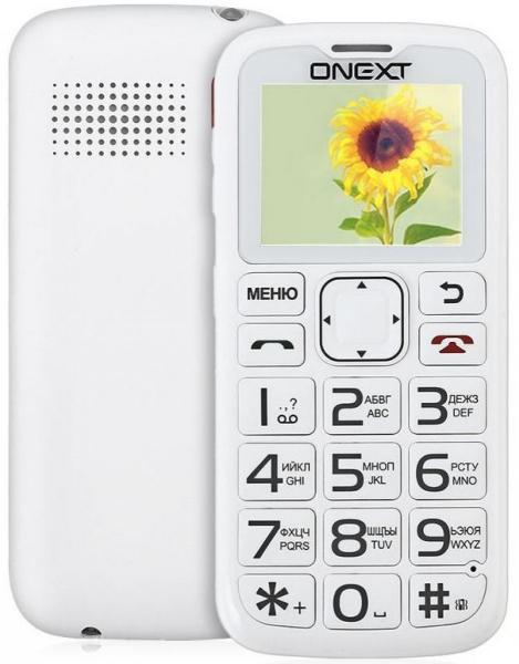 Телефон с большими кнопками Care-Phone 5, ONEXT