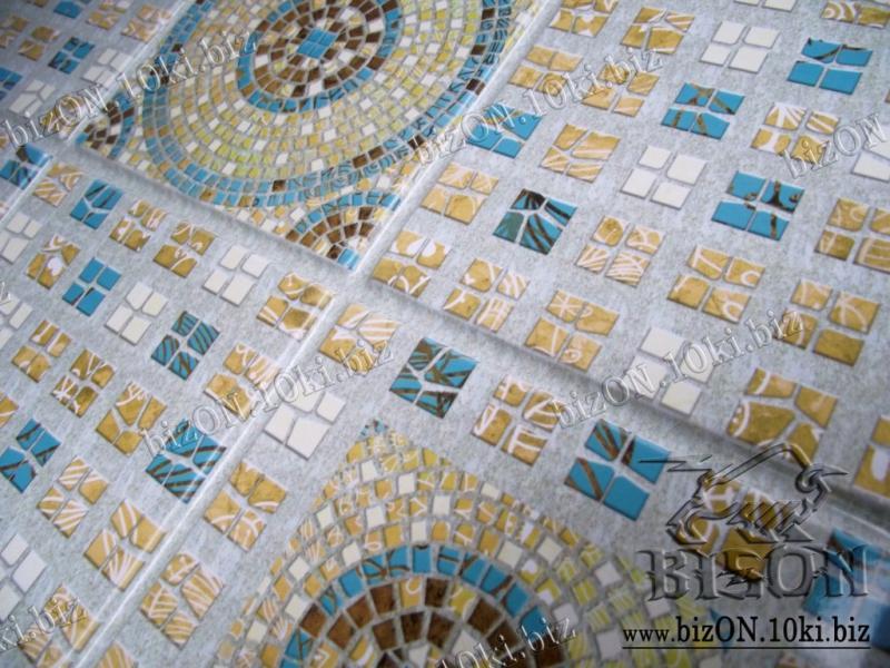 Фото Листовые панели ПВХ Мозаика «ФИЕСТА БАРСА»   Листовые панели ПВХ