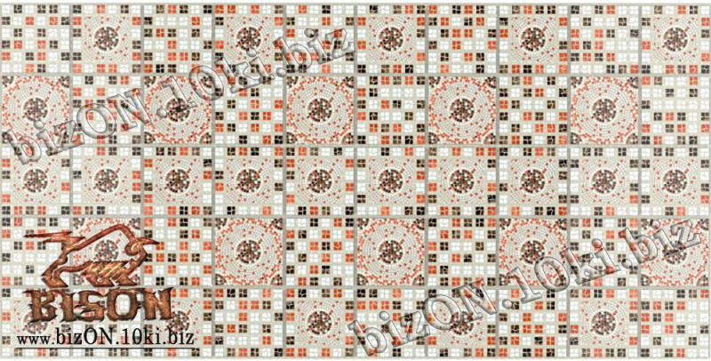 Мозаика «ФИЕСТА ТЕРРАКОТА»   Листовые панели ПВХ