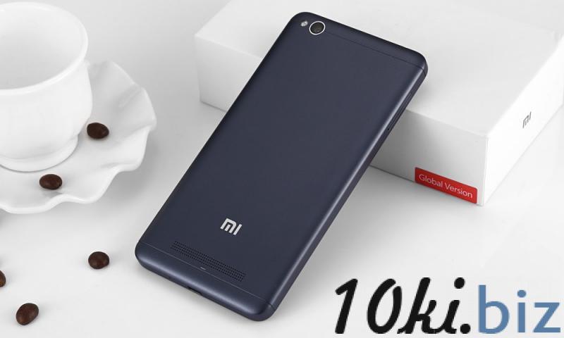 Xiaomi Redmi 4A 16GB Gray Новый Xiaomi в России