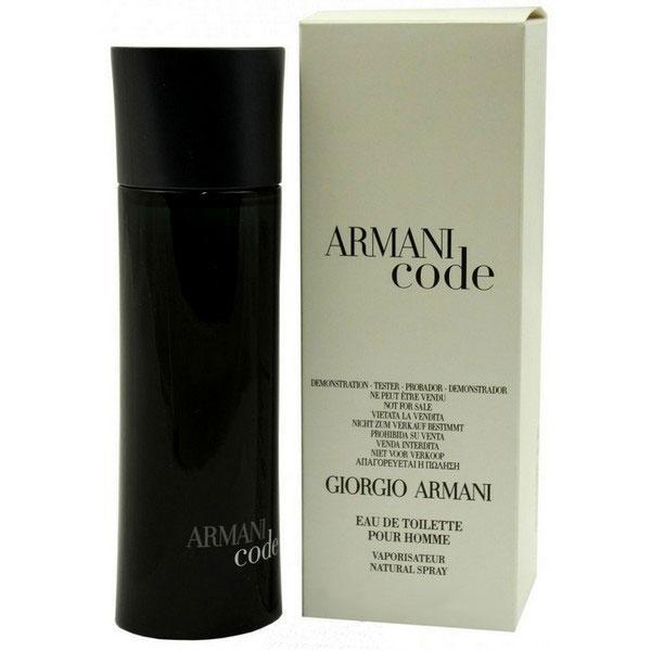 Giorgio Armani Armani Code Pour Homme (Black Code) edt 100 ml. мужской ( TESTER )