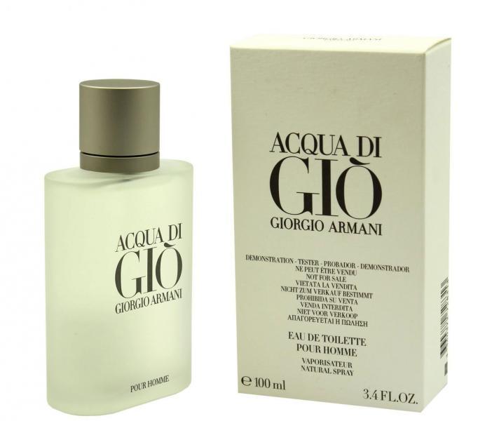 Духи Armani Acqua Di Gio Pour Homme Tester 100 ml
