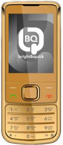 Фото  Мобильный телефон BQ Mobile BQM-2267 Nokianvirta Gold