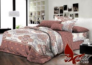 Фото ПОСТЕЛЬНОЕ БЕЛЬЕ ТМ TAG, евро, Ренфорс Комплект постельного белья с компаньоном R1249
