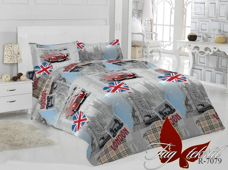 Комплект постельного белья R-7079